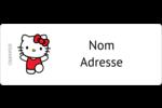 Joyeuse journée Étiquettes D'Adresse - gabarit prédéfini. <br/>Utilisez notre logiciel Avery Design & Print Online pour personnaliser facilement la conception.