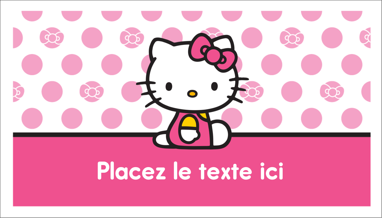 """3"""" x 5"""" Cartes Pour Le Bureau - Jolie en rose"""