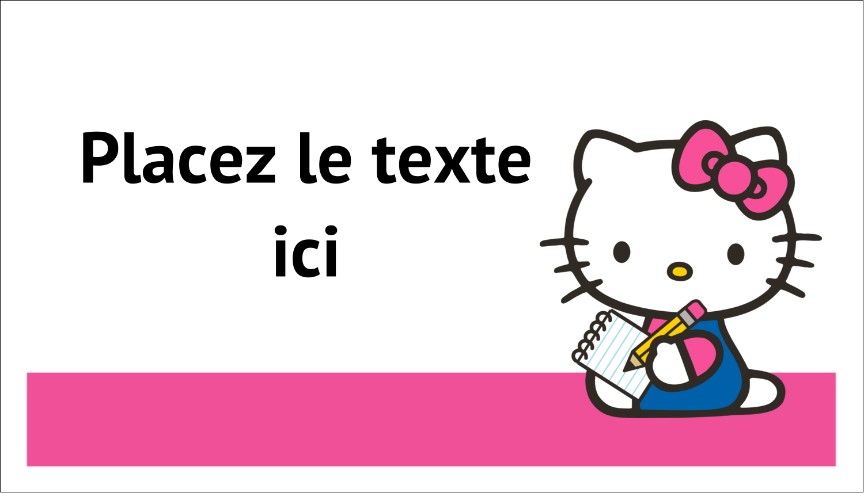 """3"""" x 5"""" Cartes Pour Le Bureau - Prendre une note"""