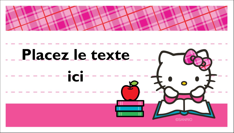 """3"""" x 5"""" Cartes Pour Le Bureau - Temps d'étudier"""