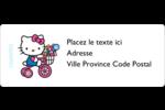 Le plus joli vélo Étiquettes D'Adresse - gabarit prédéfini. <br/>Utilisez notre logiciel Avery Design & Print Online pour personnaliser facilement la conception.