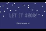 Pois minimalistes Carte d'affaire - gabarit prédéfini. <br/>Utilisez notre logiciel Avery Design & Print Online pour personnaliser facilement la conception.