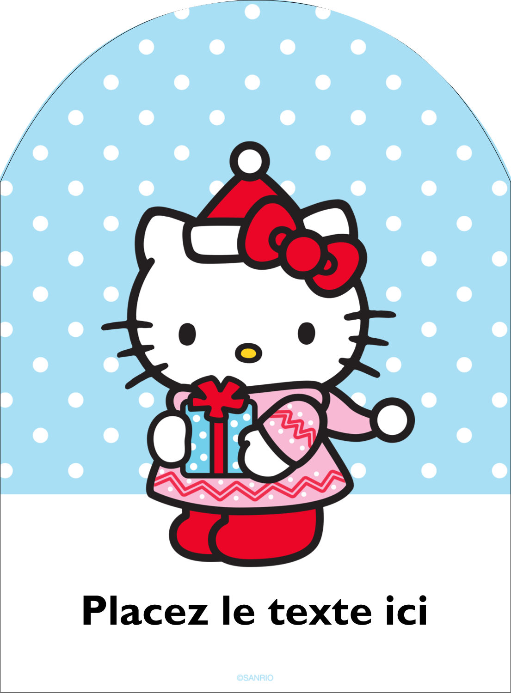"""4¾"""" x 3½"""" Étiquettes rectangulaires - Petit Cadeau, Big Smile®"""