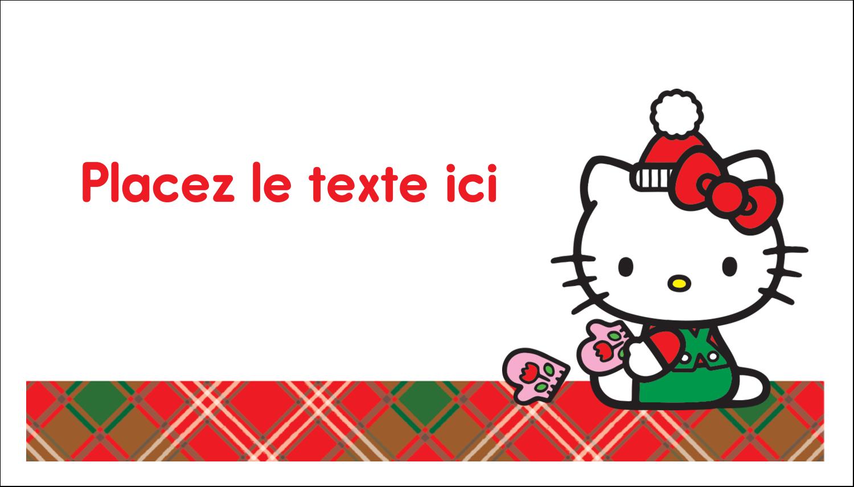 """3"""" x 5"""" Cartes Pour Le Bureau - Souhaits chaleureux pour la période des fêtes"""