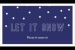 Pois minimalistes Cartes Pour Le Bureau - gabarit prédéfini. <br/>Utilisez notre logiciel Avery Design & Print Online pour personnaliser facilement la conception.