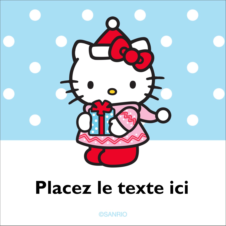 """2"""" Diameter Étiquettes rondes - Petit Cadeau, Big Smile®"""