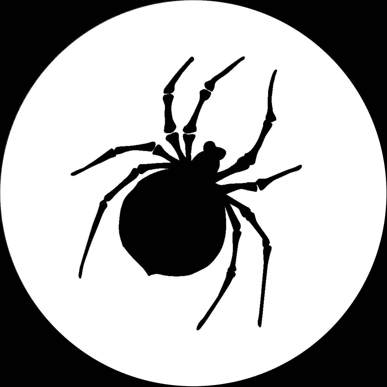"""2"""" Diameter Étiquettes rondes - Prime d'Halloween"""