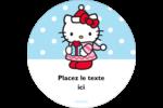 Petit Cadeau, Big Smile® Étiquettes rondes - gabarit prédéfini. <br/>Utilisez notre logiciel Avery Design & Print Online pour personnaliser facilement la conception.
