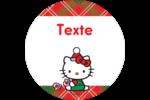Souhaits chaleureux pour la période des fêtes Étiquettes de classement - gabarit prédéfini. <br/>Utilisez notre logiciel Avery Design & Print Online pour personnaliser facilement la conception.
