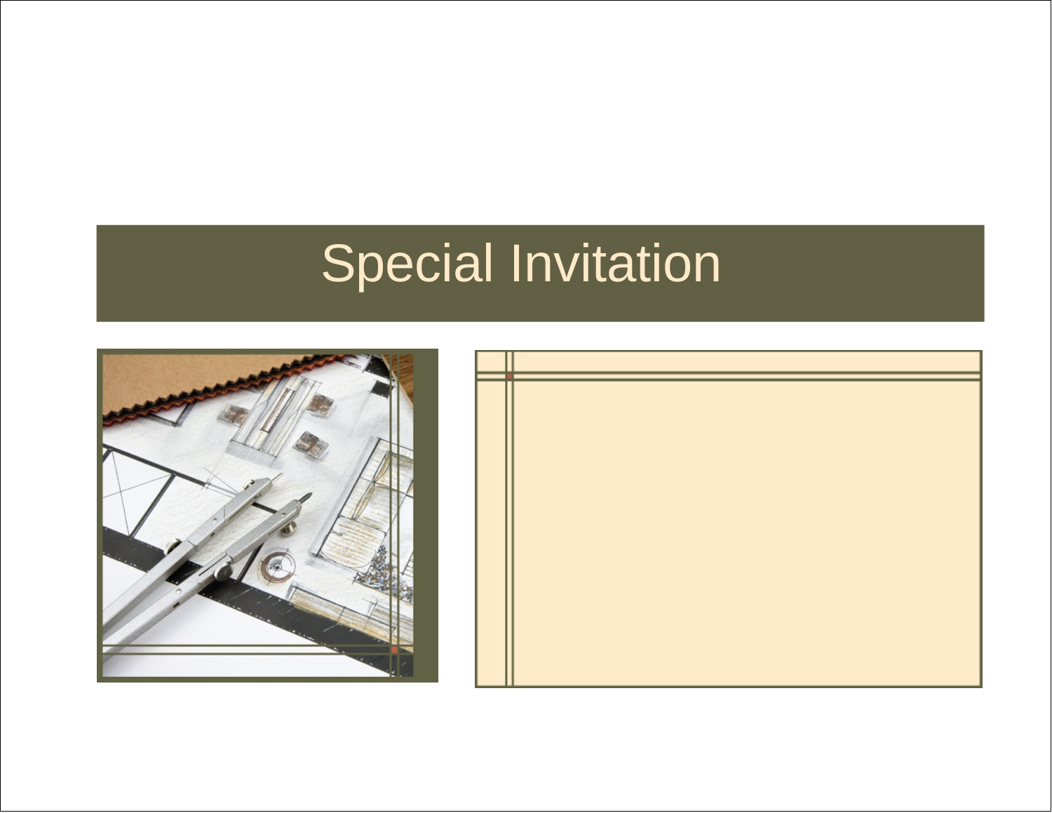 "5½"" x 4¼"" Note Card - Arch 1"