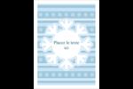 Les gabarits Flocon de neige bleu pour votre prochain projet des Fêtes Étiquettes rondes - gabarit prédéfini. <br/>Utilisez notre logiciel Avery Design & Print Online pour personnaliser facilement la conception.