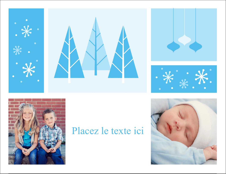 """4¼"""" X 5½"""" Carte Postale - Les gabarits Pays des merveilles hivernales rétro pour votre prochain projet créatif"""