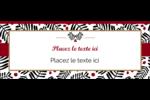 Fleurs de Noël Affichette - gabarit prédéfini. <br/>Utilisez notre logiciel Avery Design & Print Online pour personnaliser facilement la conception.