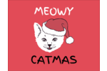 Turn up the cuteness quota on custom projects with pre-designed Catmas Meowy templates.