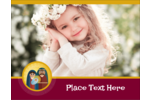 Add simple yet sweet style to custom projects with pre-designed Baby Jesus templates.