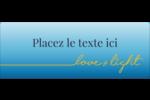 Hanoukka minimaliste Étiquettes D'Adresse - gabarit prédéfini. <br/>Utilisez notre logiciel Avery Design & Print Online pour personnaliser facilement la conception.