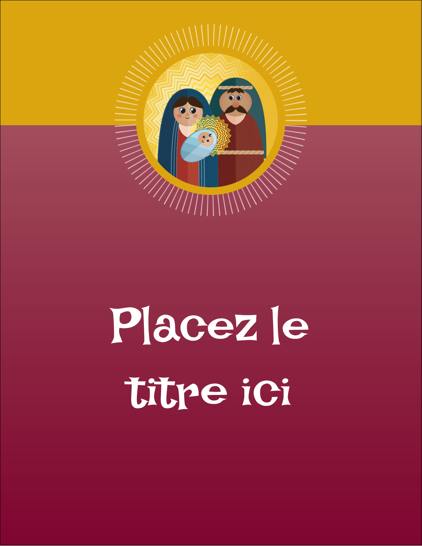 """5½"""" x 4¼"""" Carte Postale - Les gabarits Enfant Jésus pour votre prochain projet des Fêtes"""