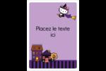 Halloween Hello Kitty Étiquettes rondes - gabarit prédéfini. <br/>Utilisez notre logiciel Avery Design & Print Online pour personnaliser facilement la conception.