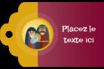 Les gabarits Enfant Jésus pour votre prochain projet des Fêtes Étiquettes imprimables - gabarit prédéfini. <br/>Utilisez notre logiciel Avery Design & Print Online pour personnaliser facilement la conception.