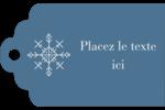 Les gabarits Flocons de neige pour votre prochain projet des Fêtes Étiquettes imprimables - gabarit prédéfini. <br/>Utilisez notre logiciel Avery Design & Print Online pour personnaliser facilement la conception.