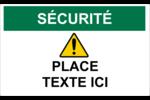 Sécurité et prévention Étiquettes d'expéditions - gabarit prédéfini. <br/>Utilisez notre logiciel Avery Design & Print Online pour personnaliser facilement la conception.
