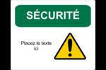 Sécurité et prévention Étiquettes D'Adresse - gabarit prédéfini. <br/>Utilisez notre logiciel Avery Design & Print Online pour personnaliser facilement la conception.