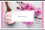 Glaçage et orchidée rose Étiquettes d'expédition - gabarit prédéfini. <br/>Utilisez notre logiciel Avery Design & Print Online pour personnaliser facilement la conception.
