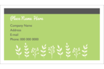 Grow your custom project into greatness with printable pre-designed Plants templates.