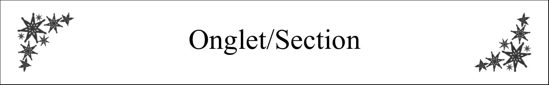 """8½"""" x 11"""" Pochettes Protectrices Spéciales - Angle étoilé"""