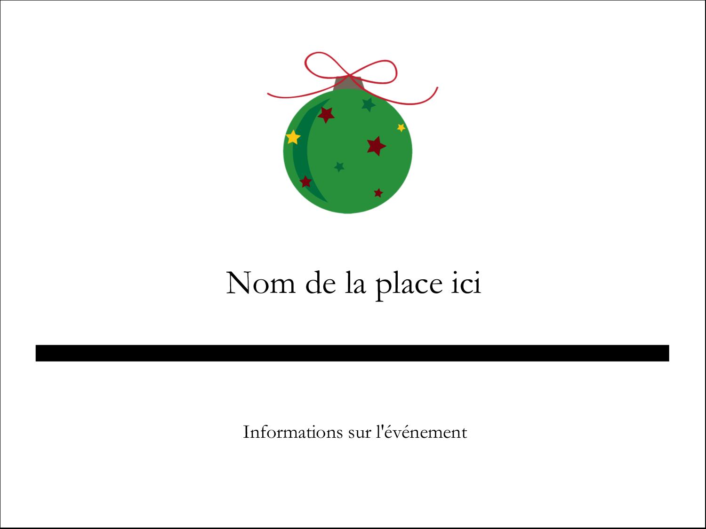 """2¼"""" x 3½"""" Badges - Boule étoilée"""