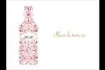 Bouteille de champagne en spirale Badges - gabarit prédéfini. <br/>Utilisez notre logiciel Avery Design & Print Online pour personnaliser facilement la conception.
