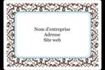 Tourbillons Étiquettes D'Identification - gabarit prédéfini. <br/>Utilisez notre logiciel Avery Design & Print Online pour personnaliser facilement la conception.
