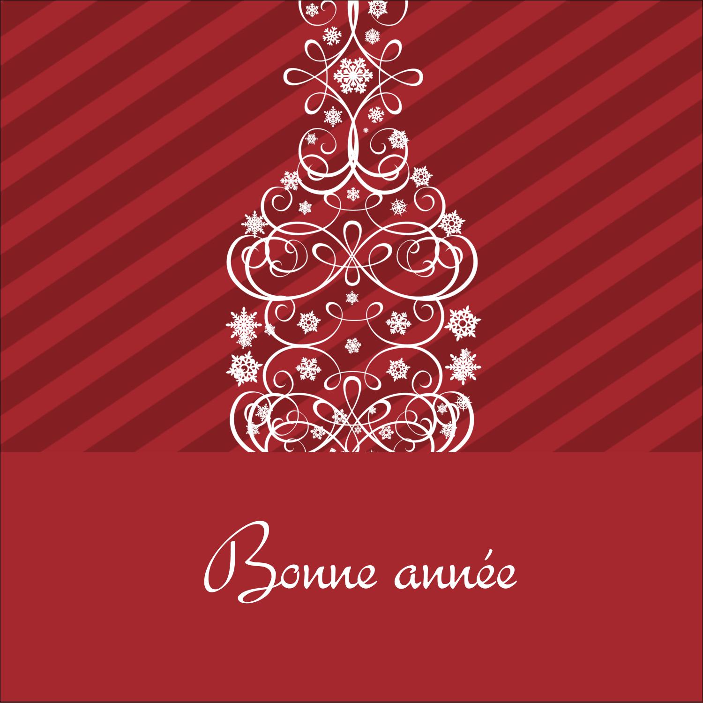 """1½"""" x 1½"""" Étiquettes carrées - Bouteille de champagne en spirale"""