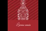 Bouteille de champagne en spirale Étiquettes rondes - gabarit prédéfini. <br/>Utilisez notre logiciel Avery Design & Print Online pour personnaliser facilement la conception.