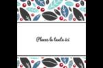 Feuillu Étiquettes enveloppantes - gabarit prédéfini. <br/>Utilisez notre logiciel Avery Design & Print Online pour personnaliser facilement la conception.