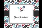 Feuillu Étiquettes rondes gaufrées - gabarit prédéfini. <br/>Utilisez notre logiciel Avery Design & Print Online pour personnaliser facilement la conception.