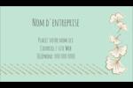 Ginkgo Carte d'affaire - gabarit prédéfini. <br/>Utilisez notre logiciel Avery Design & Print Online pour personnaliser facilement la conception.