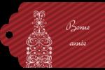 Bouteille de champagne en spirale Étiquettes imprimables - gabarit prédéfini. <br/>Utilisez notre logiciel Avery Design & Print Online pour personnaliser facilement la conception.