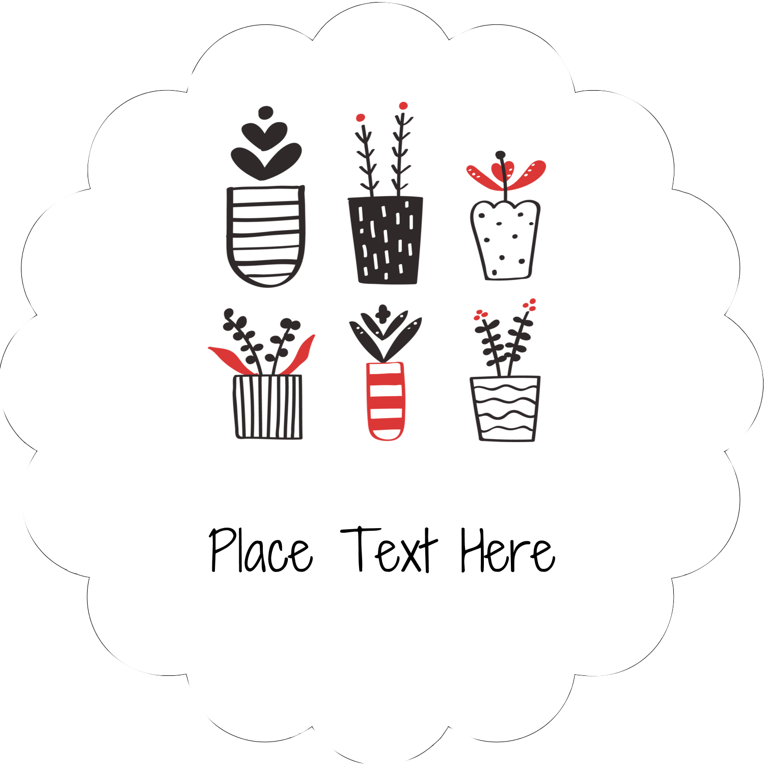 Plant Collection Predesigned Template For Your Next