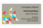 Solve the puzzle of your event with this predesigned template.