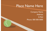 Score a grand slam with this predesigned template.