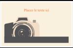 Appareil photo rétro Cartes de souhaits pliées en deux - gabarit prédéfini. <br/>Utilisez notre logiciel Avery Design & Print Online pour personnaliser facilement la conception.