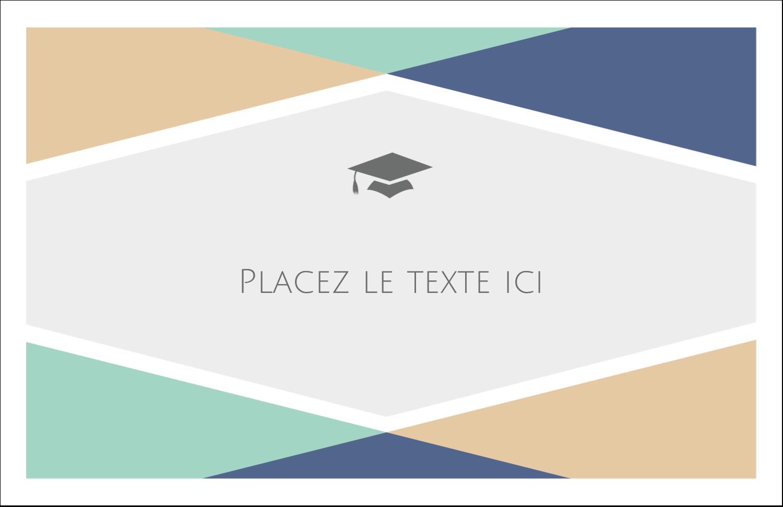 """8½"""" x 11"""" Cartes Et Articles D'Artisanat Imprimables - Diplômes et couleurs"""