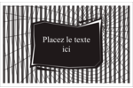 Toile d'araignée Beetlejuice Cartes de souhaits pliées en deux - gabarit prédéfini. <br/>Utilisez notre logiciel Avery Design & Print Online pour personnaliser facilement la conception.