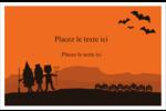 Enfants à l'Halloween Cartes Et Articles D'Artisanat Imprimables - gabarit prédéfini. <br/>Utilisez notre logiciel Avery Design & Print Online pour personnaliser facilement la conception.