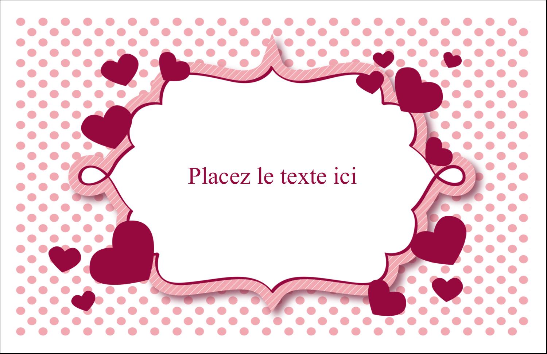 """8½"""" x 11"""" Cartes Et Articles D'Artisanat Imprimables - Bulles de Saint-Valentin"""