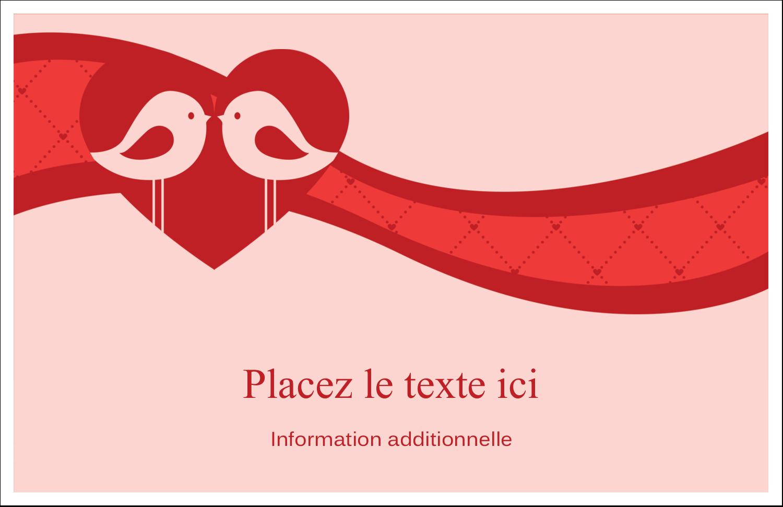 """8½"""" x 11"""" Cartes Et Articles D'Artisanat Imprimables - Oiseaux amoureux"""