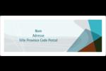 Architecte moderne Étiquettes d'adresse - gabarit prédéfini. <br/>Utilisez notre logiciel Avery Design & Print Online pour personnaliser facilement la conception.