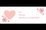 Guingan de la Saint-Valentin Étiquettes d'adresse - gabarit prédéfini. <br/>Utilisez notre logiciel Avery Design & Print Online pour personnaliser facilement la conception.
