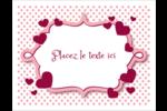 Bulles de Saint-Valentin Cartes Et Articles D'Artisanat Imprimables - gabarit prédéfini. <br/>Utilisez notre logiciel Avery Design & Print Online pour personnaliser facilement la conception.